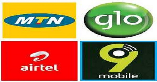 Nigeria's GSM Operators: GLO, 9Mobile Airtel, MTN & Ntel Inaugurate Financial Inclusion Committee.