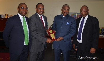 AMCON Gets Outstanding Compliance Award