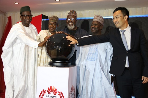 FG PARTNERS HUAWEI TECHNOLOGIES ON SUSTAINABLE ICT GROWTH