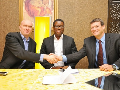 MTN Nigeria, Lumos Launch Mobile Electricity Solution