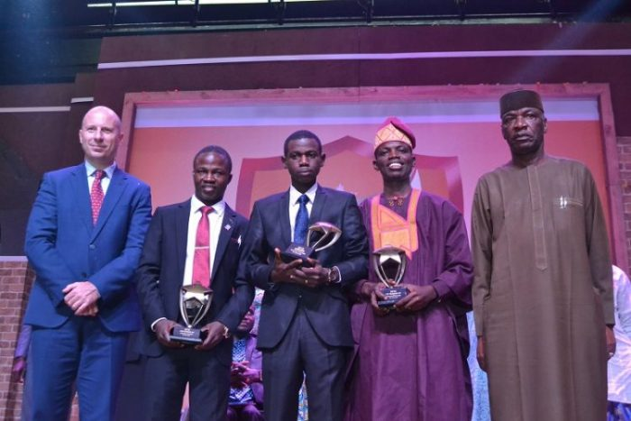Abuja Teacher Clinch 2018 Maltina Teacher of the Year Awards