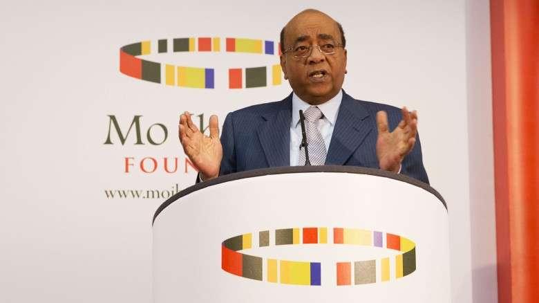 Improved GDP, not impacting Africa's economy – Mo Ibrahim Foundation