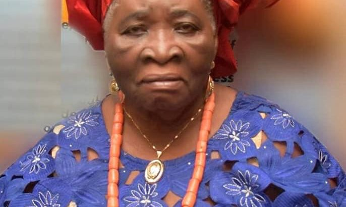 EZINNE DOROTHY OSAMGBI FOR BURIAL