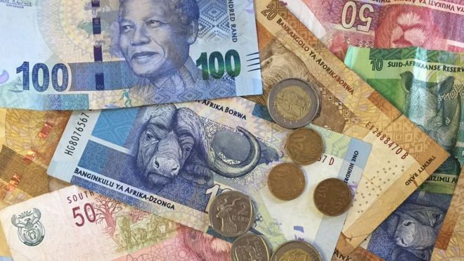 South African rand firmer ahead of Moody's rating decision