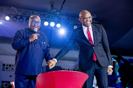 """Entrepreneurship is the Key to Unlocking Economic Development on Our Continent"", Tony Elumelu Says"