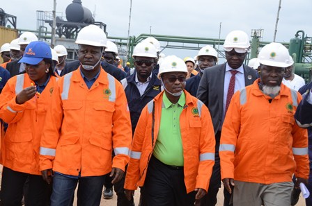 NPDC achieves 100% local content input in developing gas