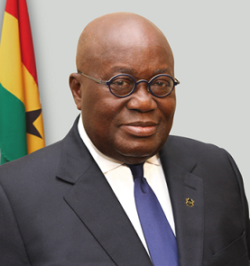 Ghana has the capacity to produce its basic needs, add value for exports, Ghana President says