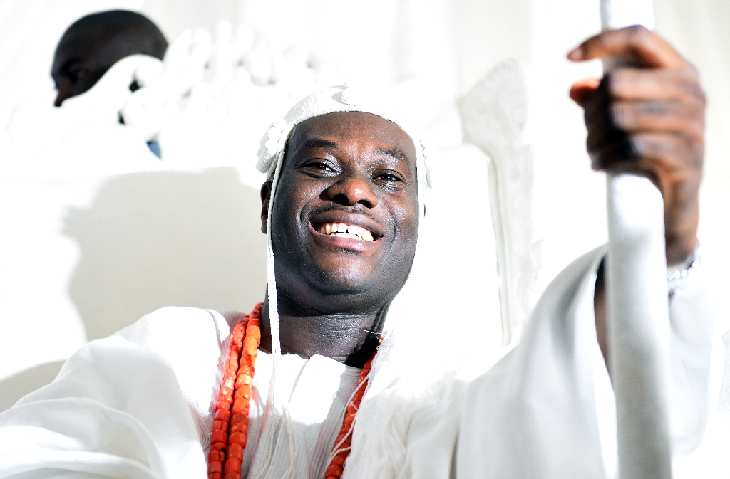 Ooni lauds Airtel for Olojo sponsorship