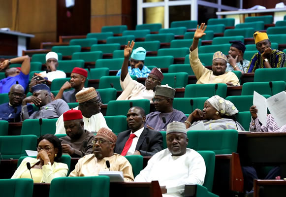 Reps approve Buhari's $2.7bn loan request, $82.54m to refinance Eurobond