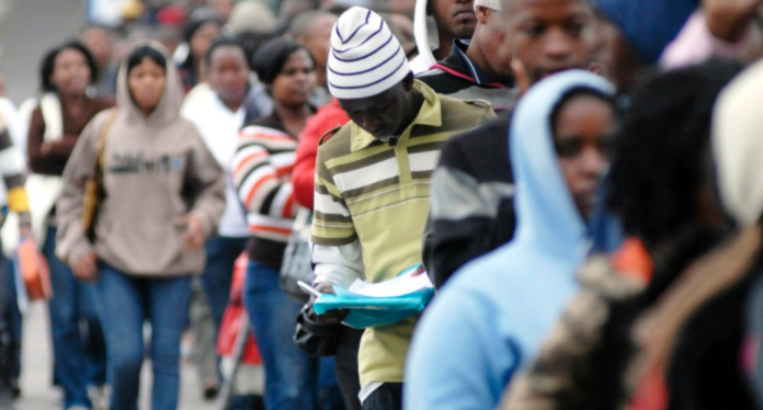 South Africa's unemployment rate rises to 27.5% in Q3