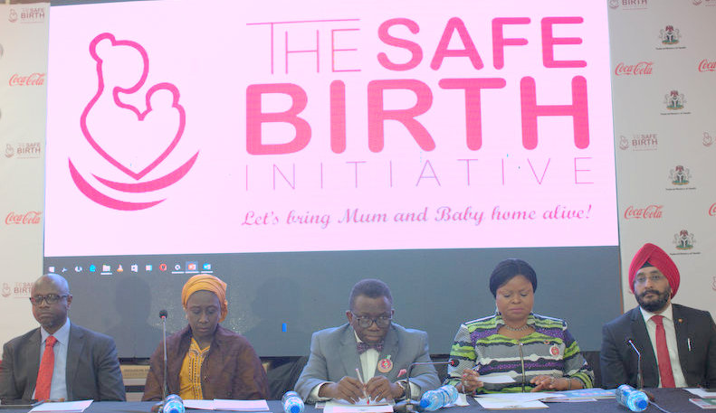 Coca-Cola, Federal Government Launch N4Billion Partnership for Safe Birth