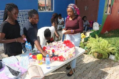 Aduvie celebrates Universal Children's Day with Art Exhibition
