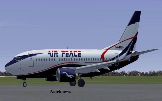 Air Peace aborts Lagos-bound flight over bomb scare