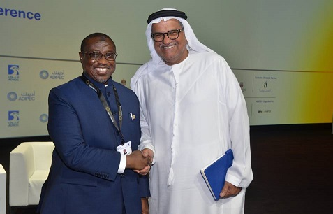 Baru Lauds Saudi Arabia for Crude Oil Output Cut