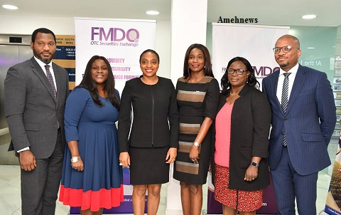 FMDQ, Office of the Vice President, Host the Ease of Doing Business Sensitisation Session