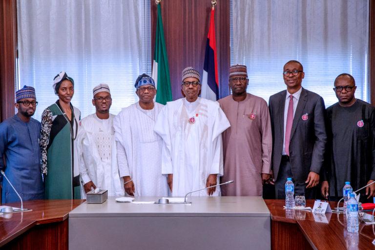 President Buhari pledges to attract more investors