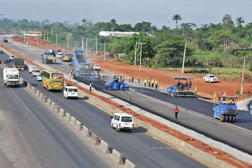Lagos-Ibadan road'll be completed in 2021 – Julius Berger