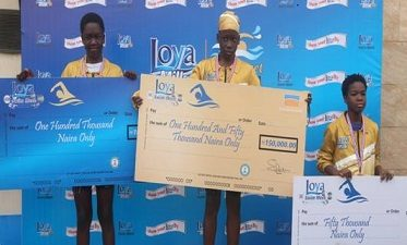 Talents Delight Officials as 2018 Loya Milk Swim Meet Ends in Lagos