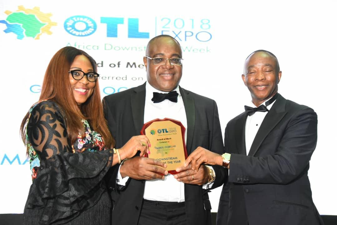 Rainoil Scoops Merit Award for Petroleum Industry Impact
