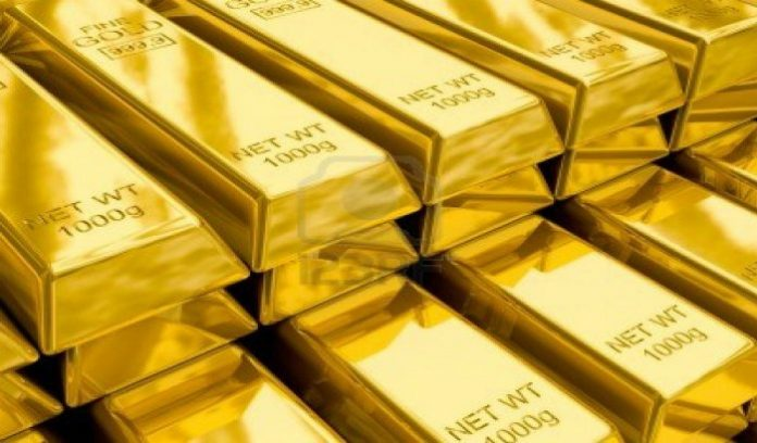South African Gold output plunges by 19%