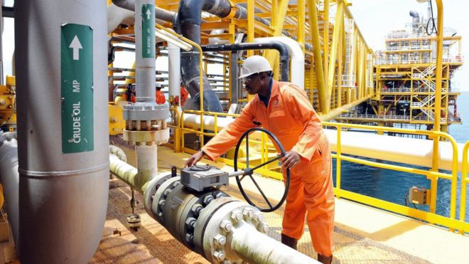 US slashes imports of Nigerian crude by 43%