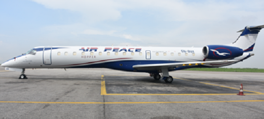 Air Peace Explains Lagos – Enugu Flight Incident