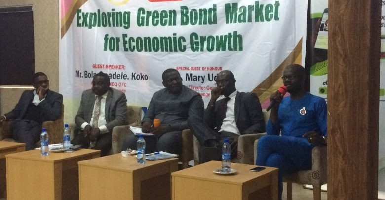 Financial experts canvasses more domestic participation in green bonds