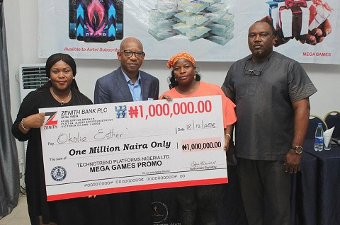 """ZENITH BANK EXCITES CUSTOMERS WITH MASSIVE GIVEAWAYS IN THE """"ZENITH BETA LIFE"""" WEEKLY PROMO"""