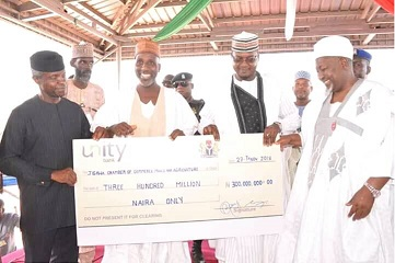 Unity Bank, Jigawa State Partner on FG's 'Trader 'Moni'