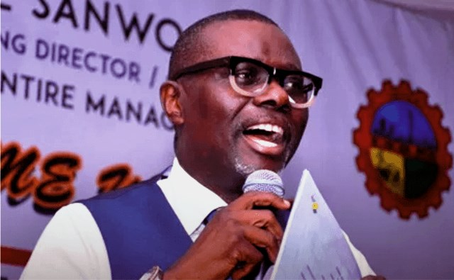 APC Faults APC: Potential Governor Sanwo Olu Lament Over Inland Waterways Activities