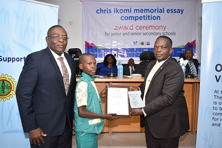 Delta State Government Commends Chevron for Sustaining Chris Ikomi Essay Competition
