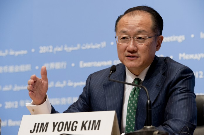 World Bank President Unexpectedly Resigns