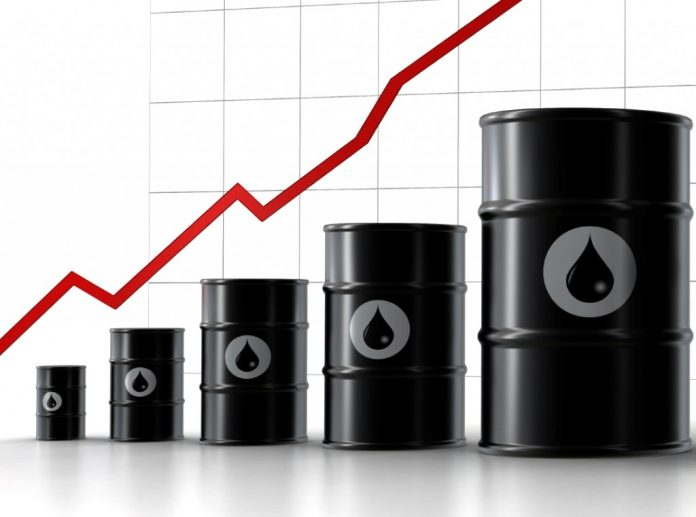 Global markets: Oil prices rise on supply cuts