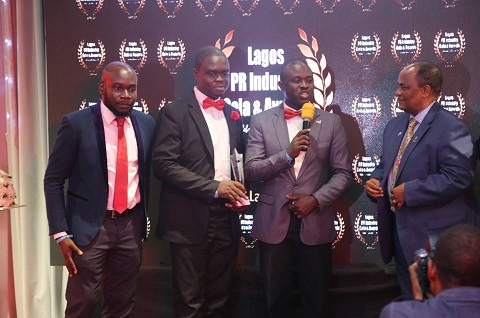 SIFAX Group, GEVC, Corporate Affairs Manager bag NIPR, SCAN awards