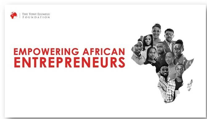 The Tony Elumelu Foundation Opens Applications for 5th Cycle of $100m Entrepreneurship Programme