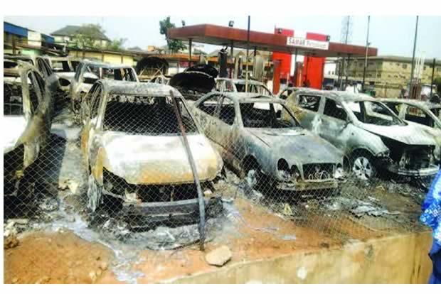 Pipeline vandalism: Kingpin captured in Lagos