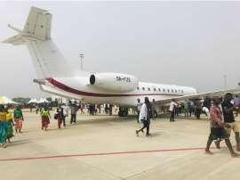 Bayelsa govt opens N60bn airport
