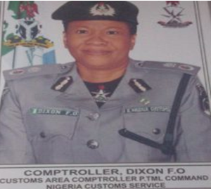 PTML Customs Command Generates 49 Percent Growth To Close At N15Bn In Revenue In January 2019