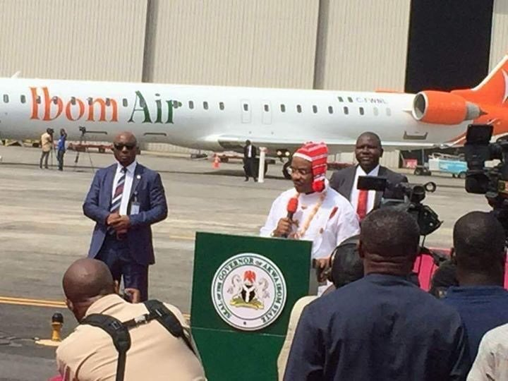 Akwa Ibom acquires three aircraft for Ibom airline