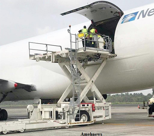 SAHCO deploys LAM 35 equipment to boosts its operations at Port Harcourt Airport
