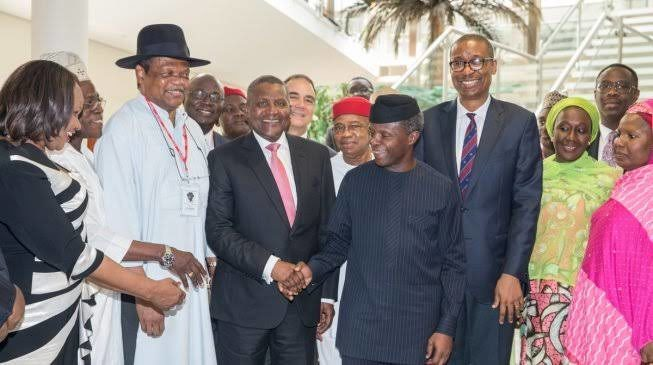 FG Executive Order on Tax Rebate attracts  Dangote, Unilever, FMN, 3 Others to Construct Roads Across 11 States