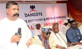 CSR: Oba of Lagos commends Dangote on youth empowerment programme