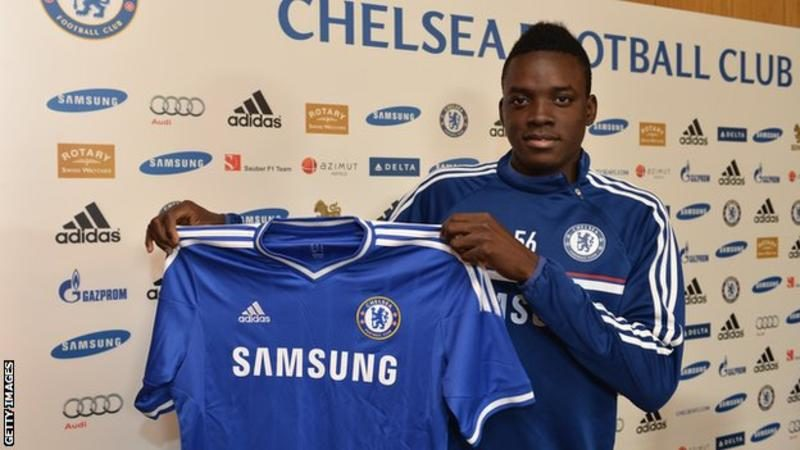 Chelsea want to sign players in the next two transfer windows but FIFA says no way
