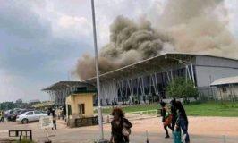 Owerri Airport fire: FAAN says no casualties