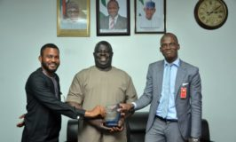 DPR DIRECTOR BAGS AWARD FOR COMMENDABLE LEADERSHIP FROM TEXEM UK
