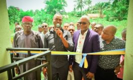 Delta State Government Commends NNPC/Chevron JV as Itsekiri RDC commissions 54 projects in 20 Itsekiri Communities