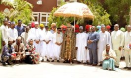 MAN President Applauds Emir of Kano' strategic interventions to ensure private sector thrive and contribute maximally to the economic