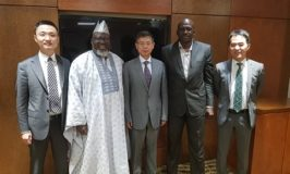 SHITTU CHARGES HUAWEI TO INVEST IN NIGERIA ICT PARK