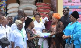 NIMASA FLAGS OFF NATIONWIDE DONATION OF RELIEF MATERIALS