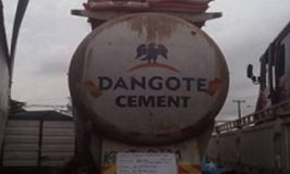Dangote vehicles aids smugglers
